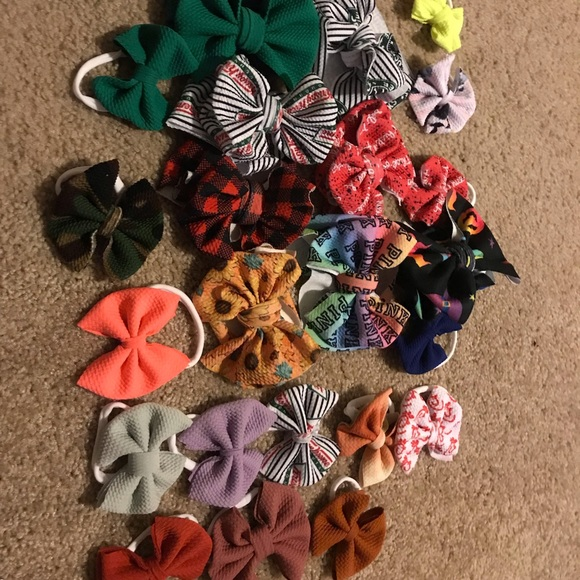 Other - Bow lot